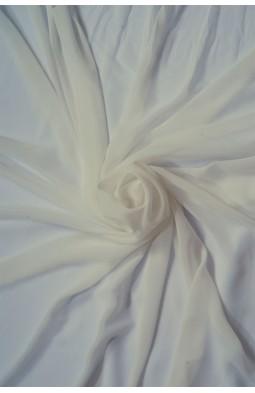 01777 Шифон Lot  A цв. 03 молочный