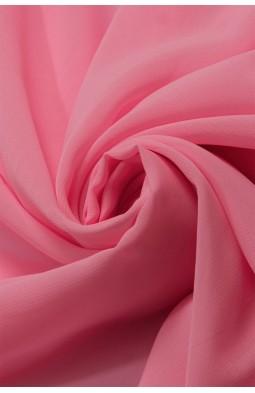 01777 Шифон Lot  A цв. 09 розовый