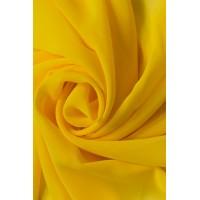 01777 Шифон Lot  A цв. 12 желтый