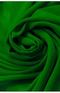 01777 Шифон Lot  A цв. 15 зелёный
