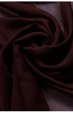 01777 Шифон Lot  A цв. 17 коричневый