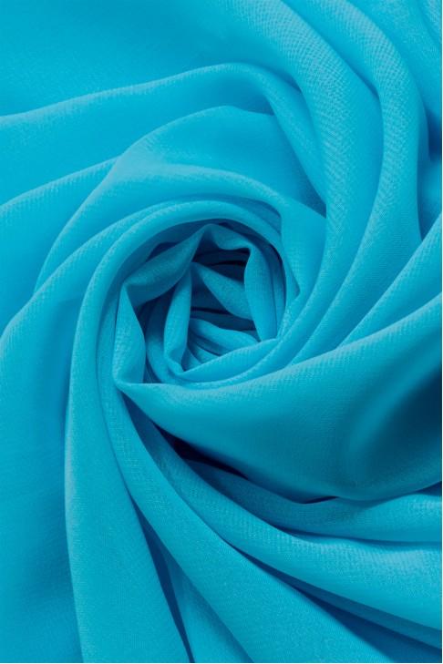 01777 Шифон Lot  A цв. 41 голубой