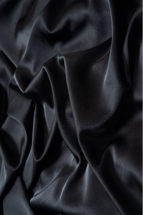 02091 Атлас цв. 01 чёрный