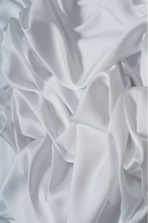 02091 Атлас цв. 02 белый