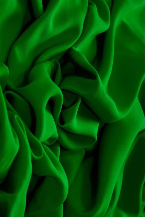 02072 Штапель цв. 09 зеленый