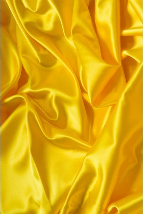 02086 Атлас цв. 10 жёлтый