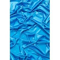 02086 Атлас цв. 27 т.голубой