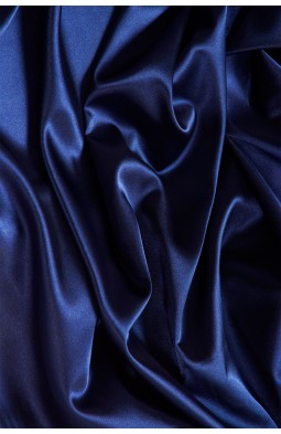 02086 Атлас цв. 04 т.синий