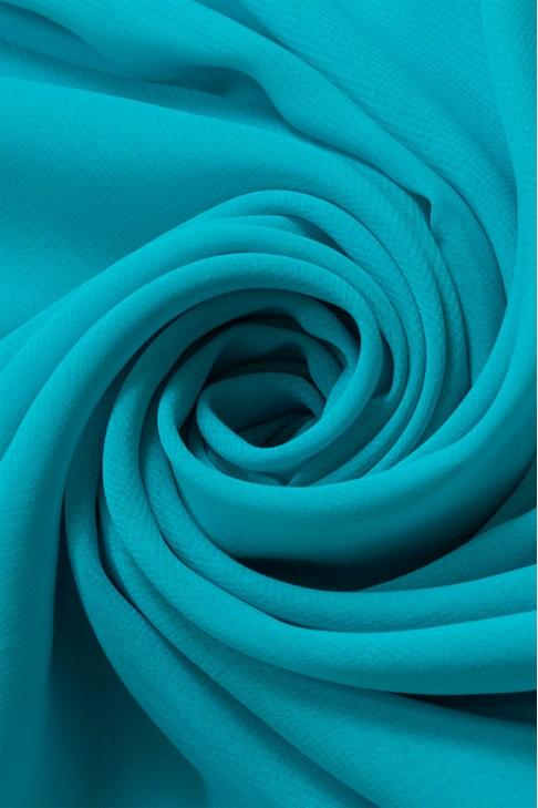 01777 Шифон Lot  B цв. 08 голубой
