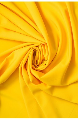 Габардин цв. 15 желтый