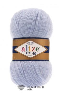 Ангора Реал 40 цв.51 светло-голубой