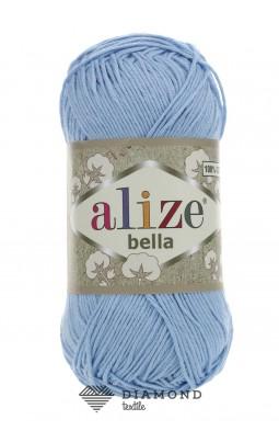 Белла цв. 40 голубой