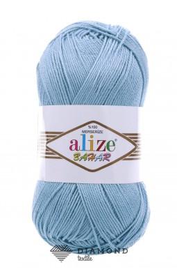 Бахар цв. 350 светло-голубой