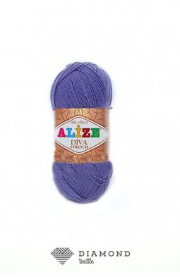Дива стрейтч цв. 42 фиолетовый