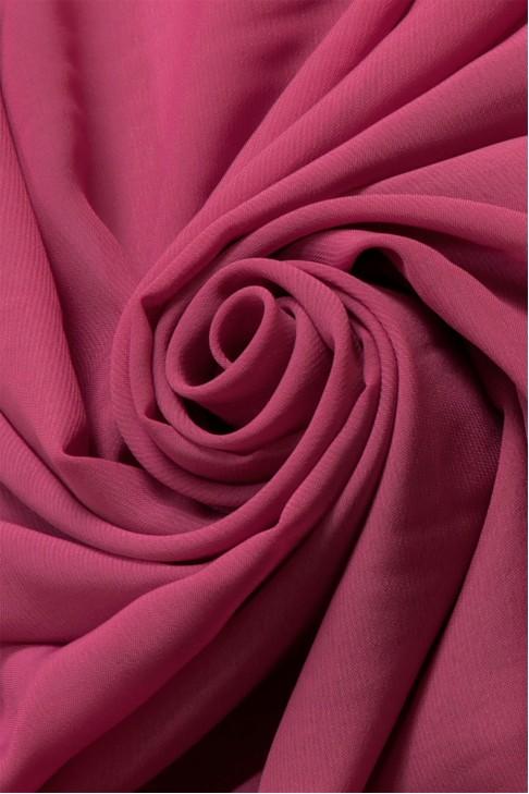 01777 Шифон Lot  A цв. 48 чайная роза