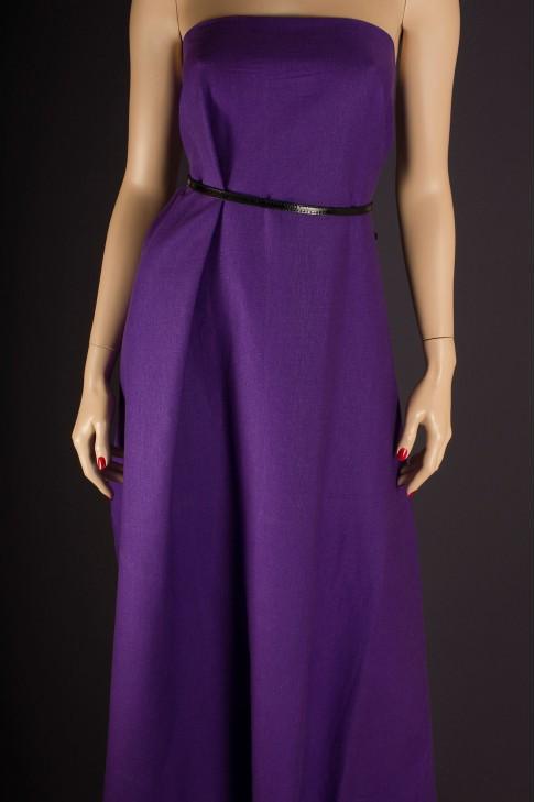 02074 Лён цв. 10 пурпурный