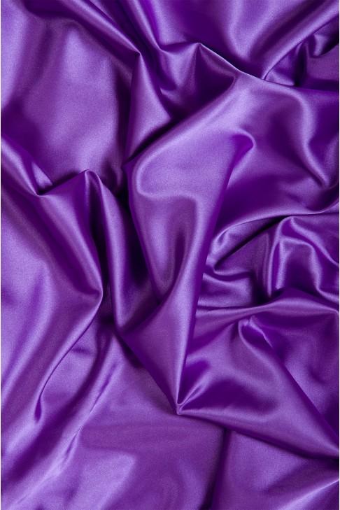 02086 Атлас цв. 17 фиолетовый