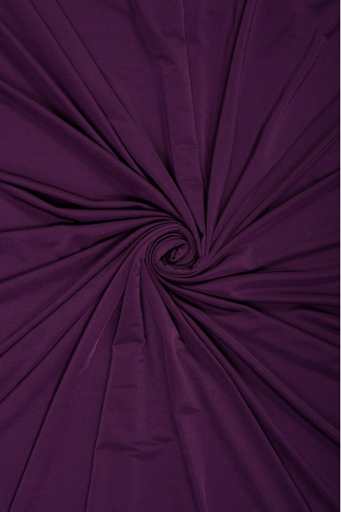 18204 Трикотаж цв. 19 пурпурный