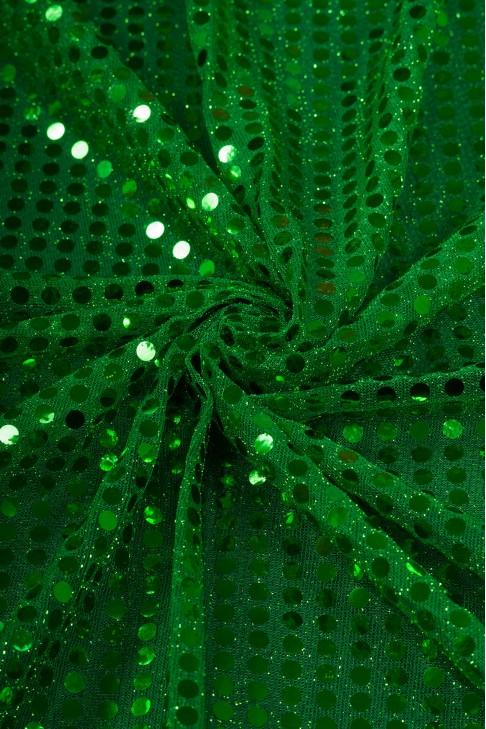 01518 Чешуя цв.08 зеленый