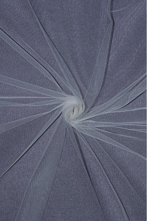 01659 Фатин мягкий цв.04 кремовый