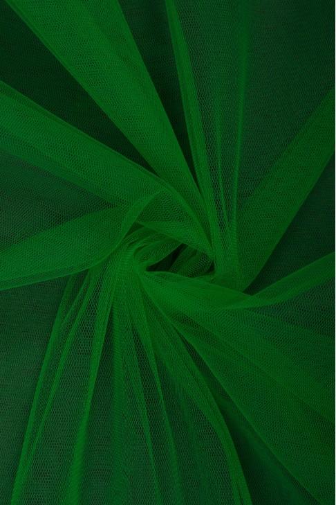 01659 Фатин мягкий цв.20 зеленый