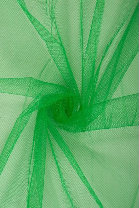 01060 Фатин с блеском цв.13/19 зеленый