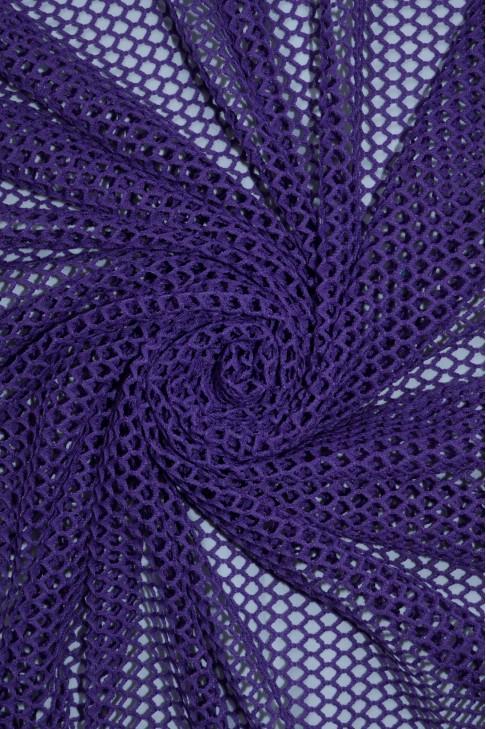 1225 Сетка крупная цв.03 фиолетовый