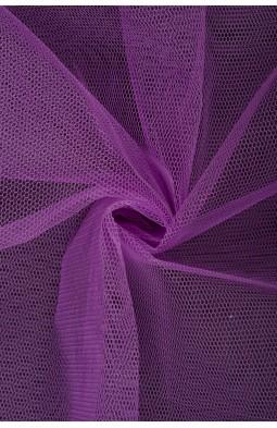 01680 Фатин жесткий цв.10 фиолетовый