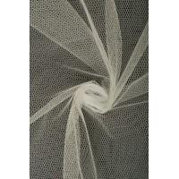 01680 Фатин жесткий цв.02 белый