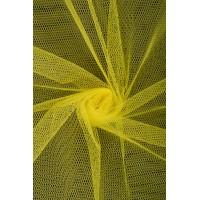 01680 Фатин жесткий цв.19 лимонный