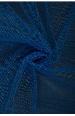 01680 Фатин жесткий цв.06 т.синий