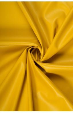 02047 Кожзам цв.17 горчичный
