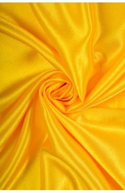 01026 Креп сатин цв.07 желтый