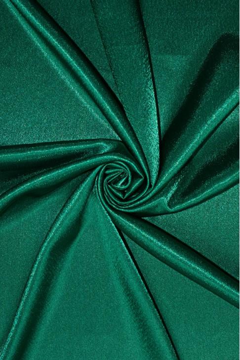 01026 Креп сатин цв.48 зелёный