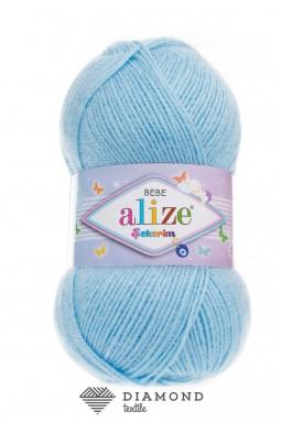 Шекерим беби цв. 40 голубой