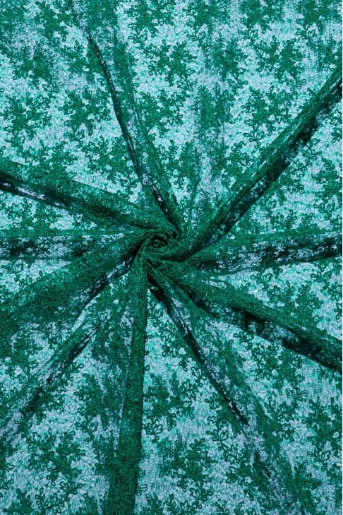 03030 Гипюр цв.03 зеленый