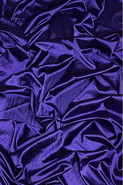 02086 Атлас цв. 30 т. фиолетовый