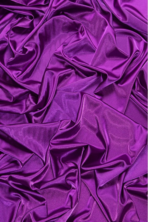 02086 Атлас цв. 25 фиолет