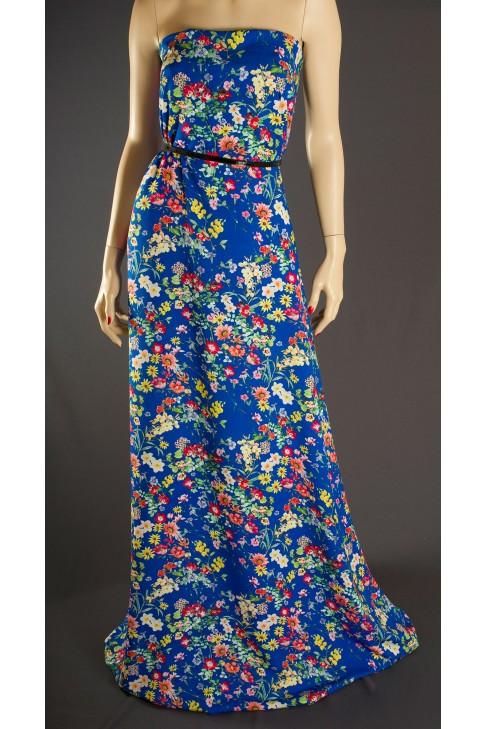 02268 Штапель диз. 28 цв. 02 синий