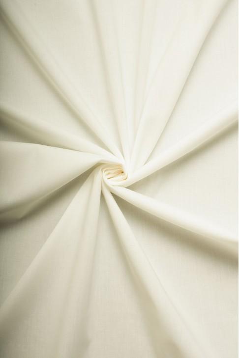 02259 Поплин цв. 06 молочный