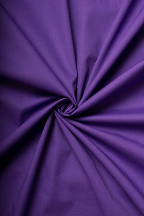 02259 Поплин цв. 13 св. пурпурный