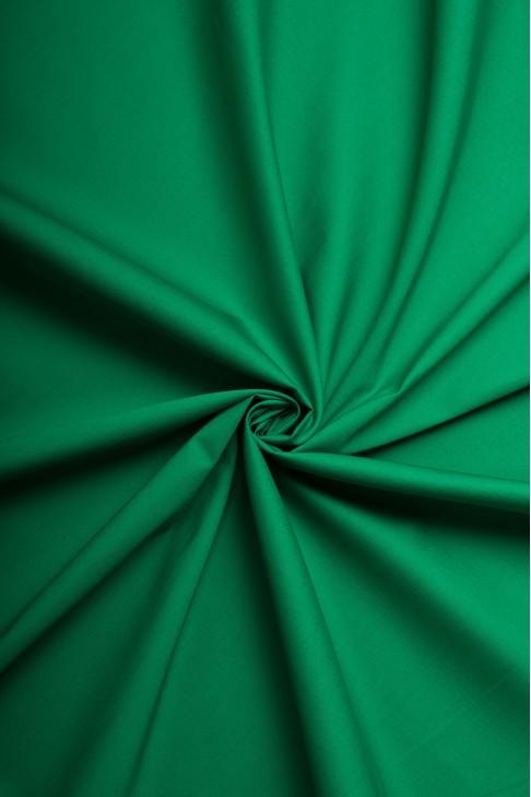 02259 Поплин цв. 18 зеленый