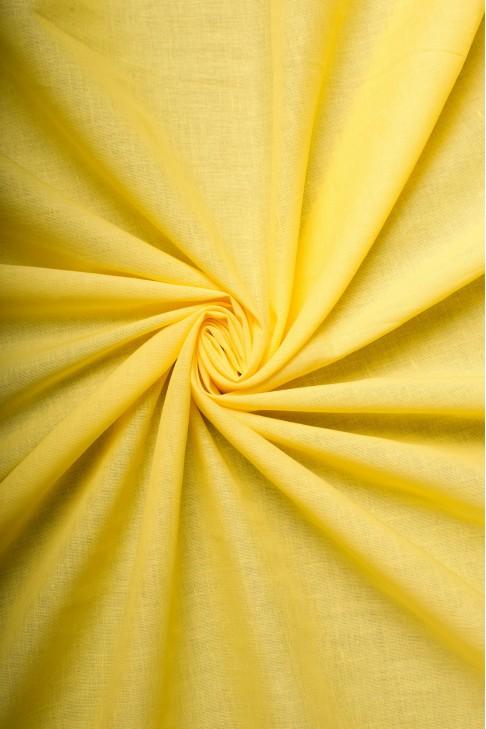02257 Батист цв. 15 желтый