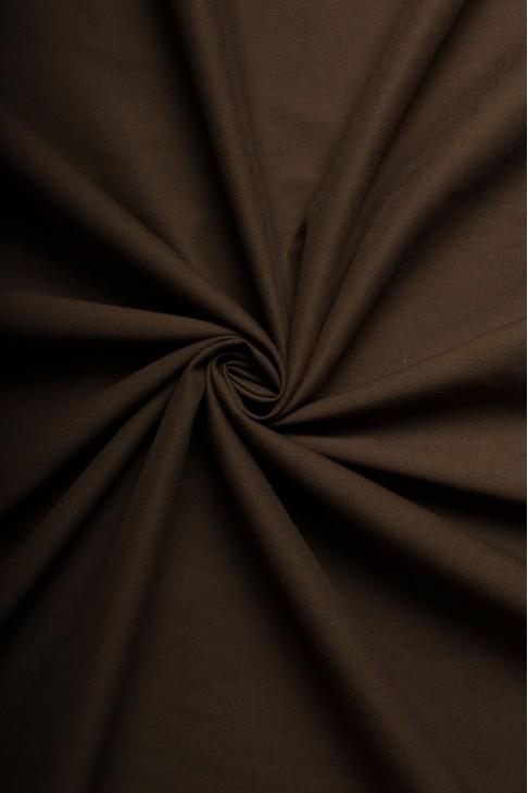 02257 Батист цв. 17 коричневый