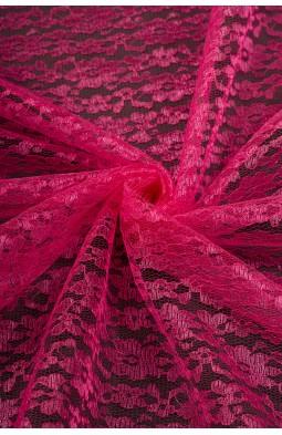 02454 Гипюр диз.01 цв.10 малиновый