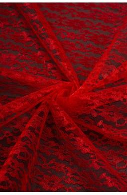 02454 Гипюр диз.01 цв.05 красный