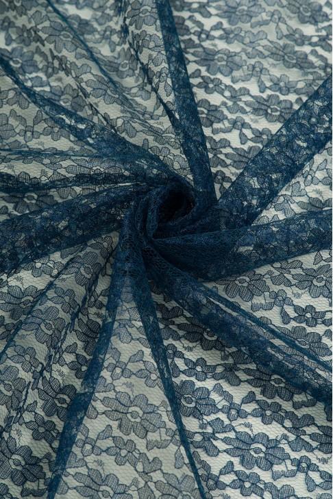 02454 Гипюр диз.01 цв.08 синий