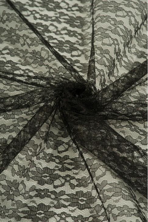 02454 Гипюр диз.03 цв. черный