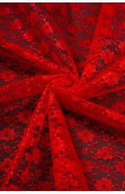 02454 Гипюр диз.02 цв.05 красный