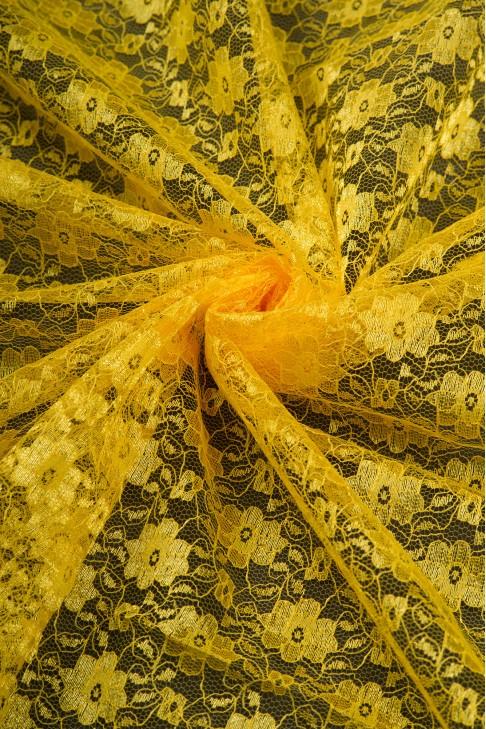 02454 Гипюр диз.02 цв.16 желтый